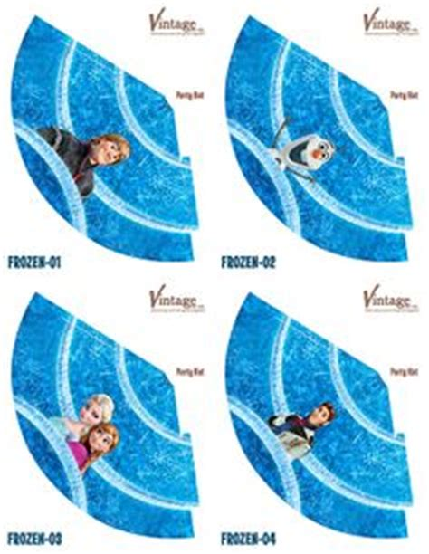 printable frozen hats 1000 images about frozen printable party ideas on
