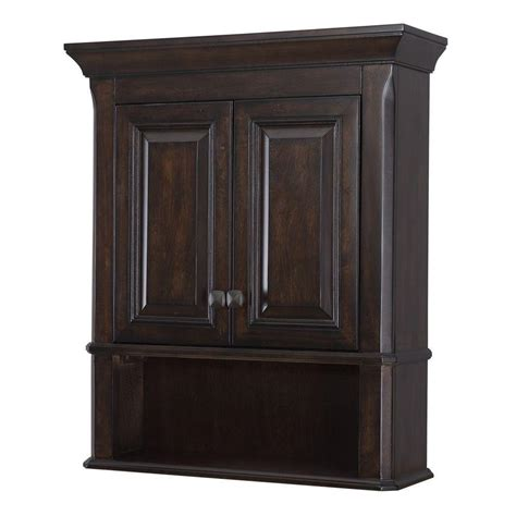shelf for bathroom cabinet home decorators collection moorpark 24 in w x 28 in h x