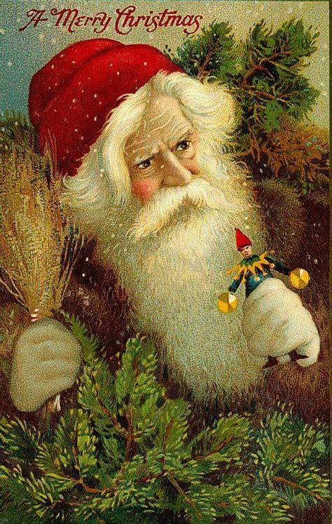 santa claus vintage santa s pinterest