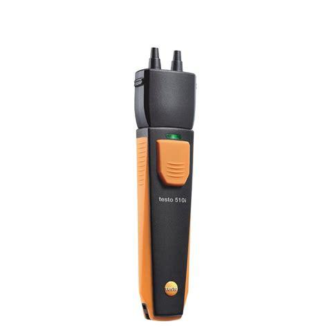 pressure testo airflow pressure set testo smart probes testo 405i 410i