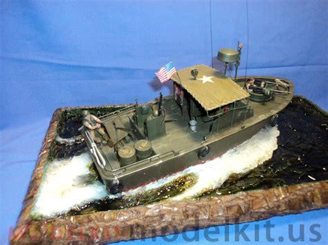 model boat kits the plastic model of river patrol boat from tamiya kit