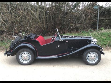 classic mg for sale 1951 mg td for sale classic cars for sale uk