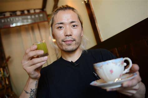 sensari  bernama wasabi latte majalah otten coffee