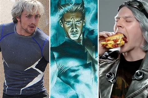 Quicksilver Movie Superhero | quicksilver how a b list hero became hot hollywood property