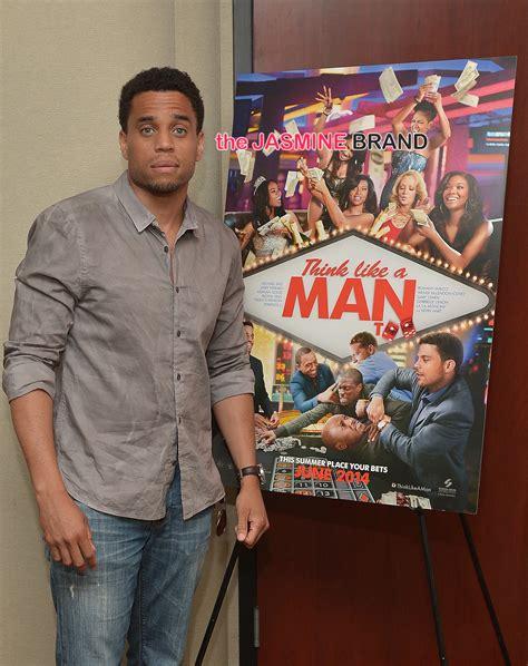 michael ealy think like a man too magic johnson hosts think like a man too screening