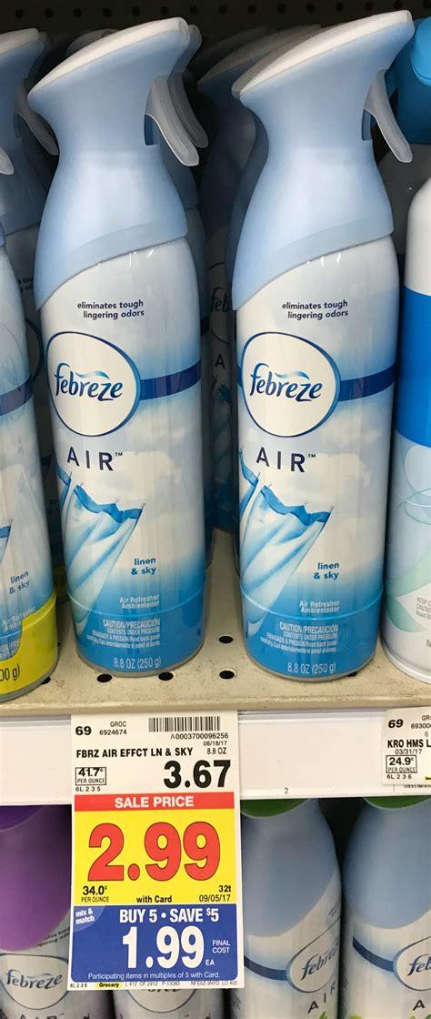 febreze bathroom freshener febreze air effects linen best bathroom deodorizer spray