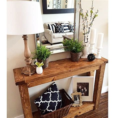sofa table decorating ideas pictures 1000 images about diy home decor on pinterest