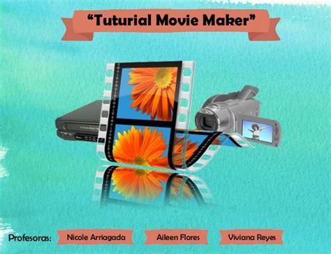 tutorial movie maker pdf español tutorial wmm