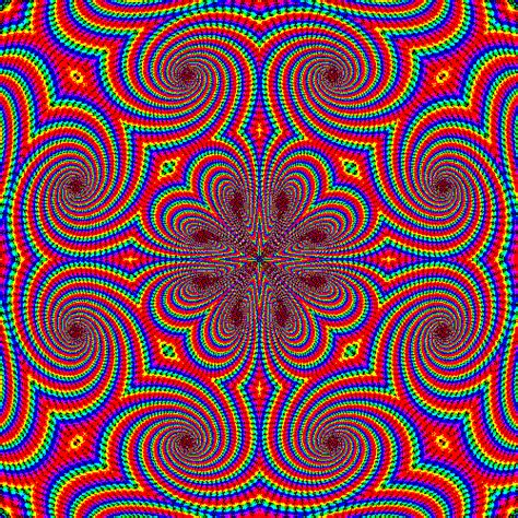 psychedelic pattern and color definition mushroom gifs tumblr