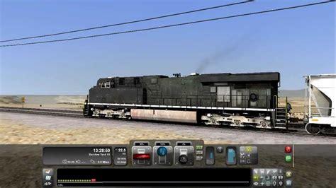Gamis Gie simulator 2012 play ge es44ac diesel barstow backlog