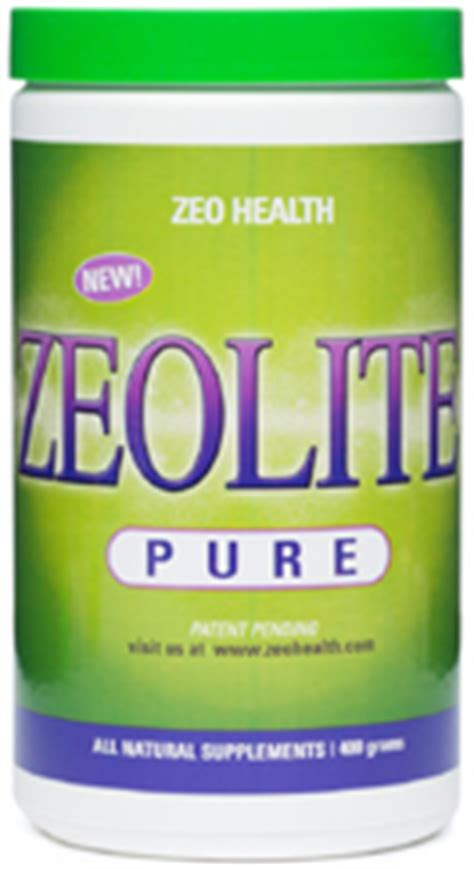 Zeolite Detox Mercury by Zeolite Detox With Micronized Zeolite