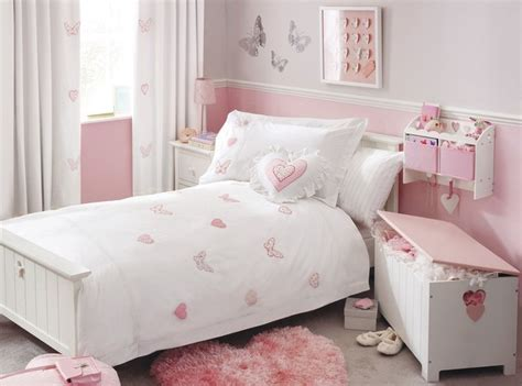 Hearts Butterflies Bed Set Modern Children S Bedding Next Childrens Bedding Sets