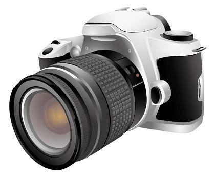 free vector digital camera(dsl) | free vector graphics