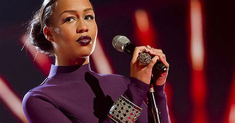 rebecca ferguson update x factor rebecca ferguson moves out of girls room after