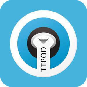 free ttpod apk ttpod v8 0 0 android apk for free