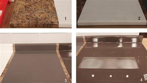 painting laminate countertop   Home Decor