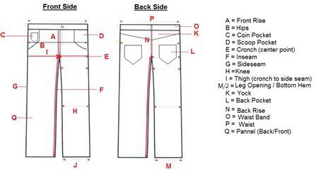 jeans pattern name basic part of garment part 2 sabeen zulfiqar ali