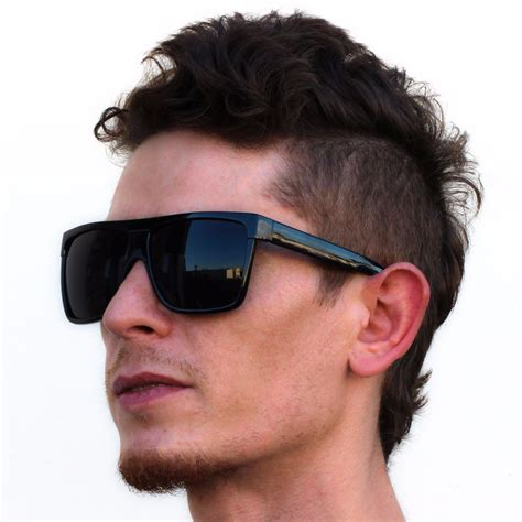 7 Of The Best Sunglasses by Oversize Aviator Flat Top Square Vintage Retro Fashion