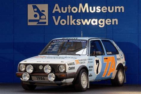 Rallye Auto Gruppe N by Volkswagen Golf Ii Reift Zum Oldtimer Auto Medienportal Net