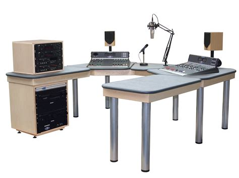 radio studio desk sonifex s2 solutions broadcast studio packages description