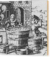 alchemy sheet wood alchemy illustration photograph by science source