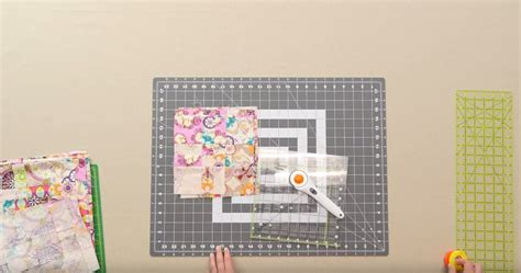 Squaring A Quilt Block by Squaring Up Quilt Blocks Allfreesewing