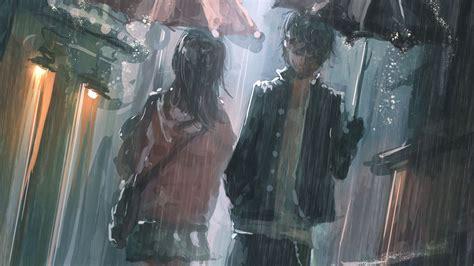 wallpaper of couple in rain top 10 hd raindrop wallpapers for your desktop