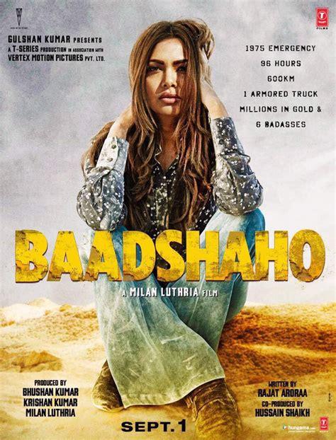film release june 2017 baadshaho movie teaser 20 june 2017 release 1 sept