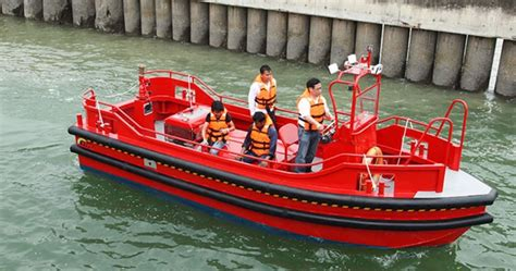 centurion boats factory new five ab e centurion 24 fireboat commercial vessel