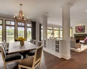 living and dining room design between living and dining room houzz
