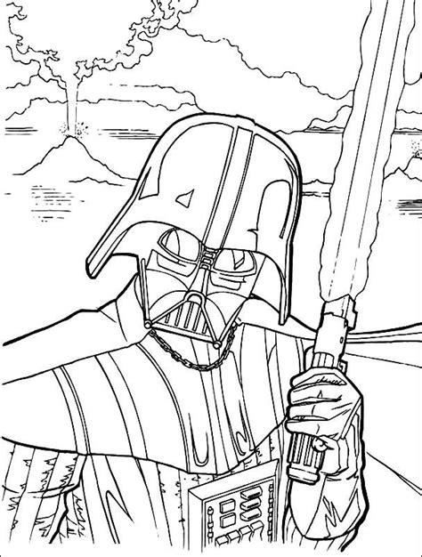 star wars lightsaber coloring pages coloring home