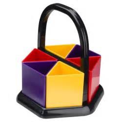 Where To Buy An Office Desk Adventa Handi Holder Storage Desk Tidy Bright Primary