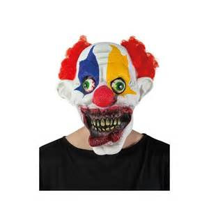 masque de clown tueur masques sur the