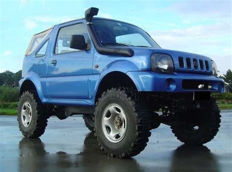 Suzuki Utility Suzuki Jimny Utility Photos News Reviews Specs Car
