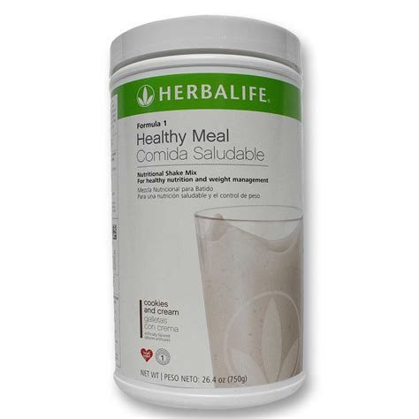 Herbalife 10 Day Detox Price by Herbalife Formula 1 Cookies N 750 G Evitamins