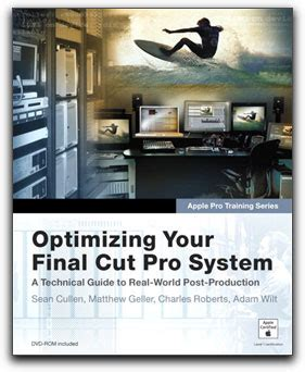 final cut pro system requirements review optimizing your final cut pro system apple pro