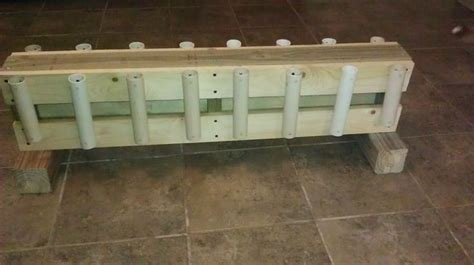 Garage Rod Holder by Pin By Norma Radcliff On Outside And Garden