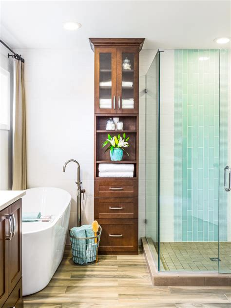small bathroom storage cabinet fresh linen cabinet for tall bathroom cabinets hgtv