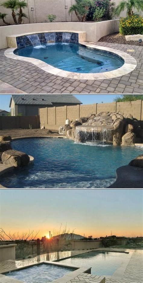 best 25 swimming pool construction ideas on