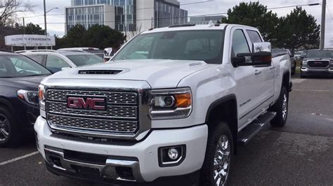 2019 Gmc 3500 Duramax by 2019 Gmc 2500hd Denali 5th Wheel Gooseneck Prep 6