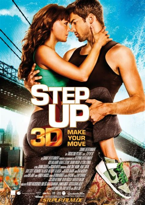 film step it up step up 3d film kino trailer