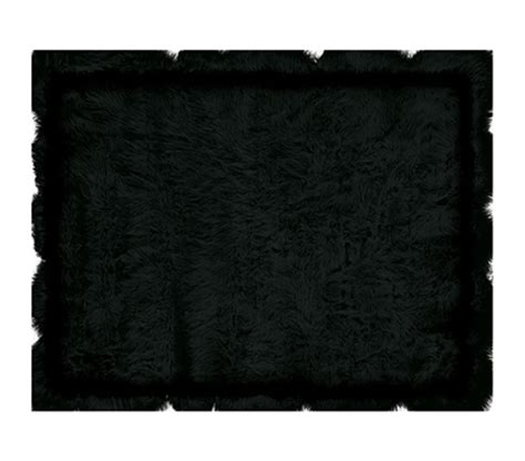 black faux sheepskin rug black faux sheepskin rug room essentials necessities for college decorating your