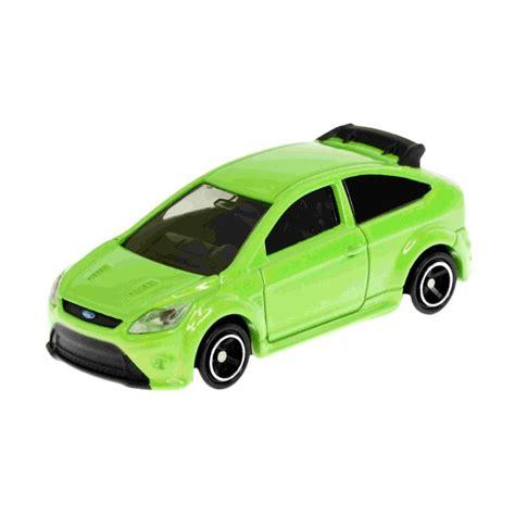 Diecast Miniatur Mobil Ford Focus Jdm Die Cast Skala 124 jual takara tomy tomica no 50 ford focus rs diecast