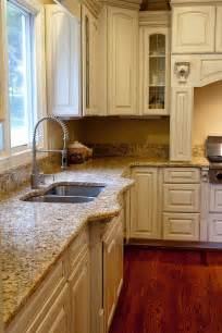 light granite with white cabinets design tip more cabinet and granite pairings