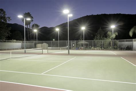 Outdoor Sport Court Lighting Brite Court Tennis Lighting Led Tennis Lighting For Indoor Outdoor Tennis Courts