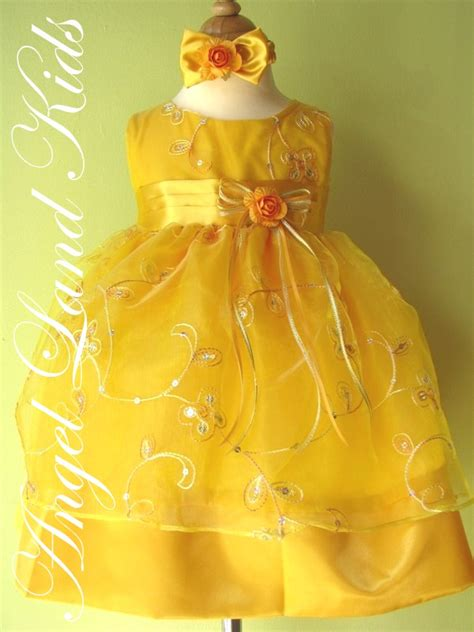 Yellow Baby Dress by Yellow Infant Easter Dress Best Dresses Collection