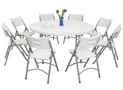 White Folding Table And Chairs White Folding Table And Chairs White Folding Tables Style And Design Melltorp Nisse Table And