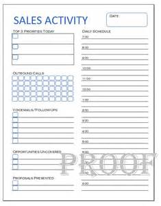 sales daily planner template 25 best ideas about cold calling on sales