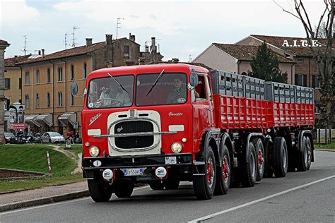 Remorque Voiture 7966 by Fiat 690 N3 A I T E Truck