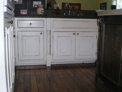 how to distress white painted cabinets www redglobalmx org